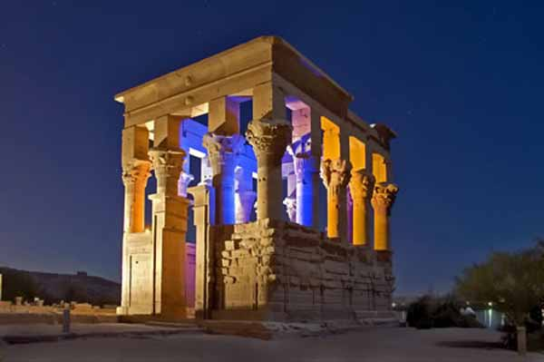 Philae Temple - Light And Sound Show