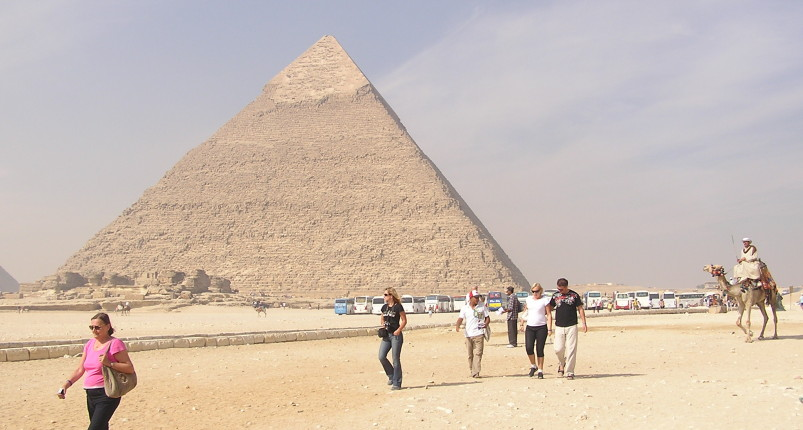 Hurghada To Cairo Day Trip